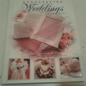 Handcrafted Weddings Book HCDJ 100 Projects Illust